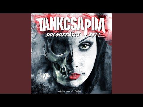 Kóla, jég, és egy kevés whiskey: Tankcsapda, Szeg - Barba Negra Music Club, 2013.04.12.