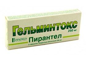 helmintox avis)
