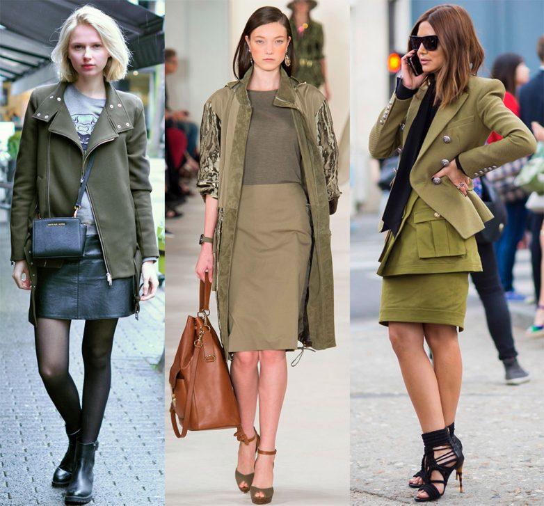 Az 5 legjobb, khaki színű ruhadarabunk | Marie Claire