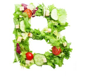 rák és vitaminok b)