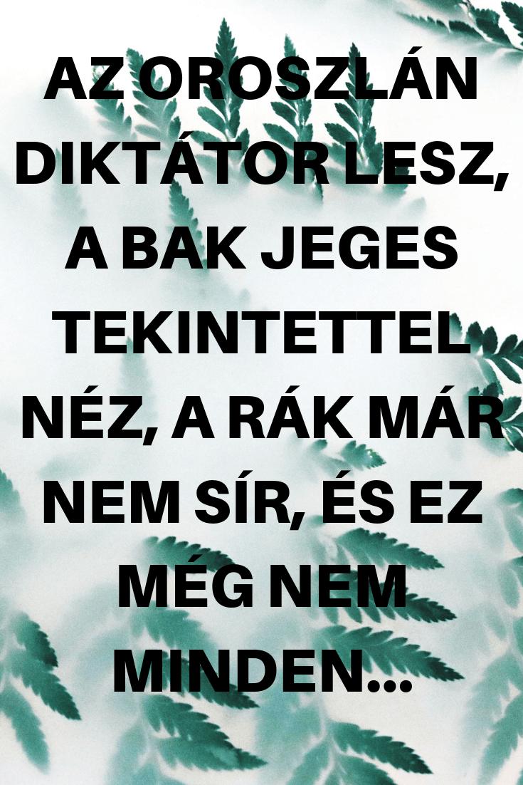 rák, ez a jel)