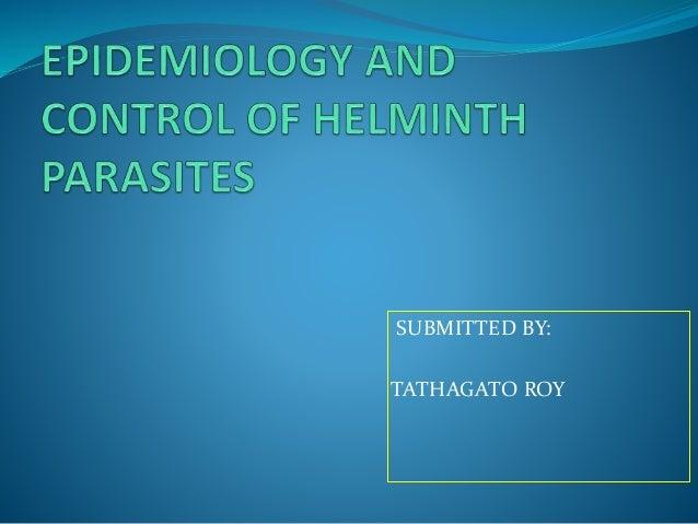 helminthiasis torok