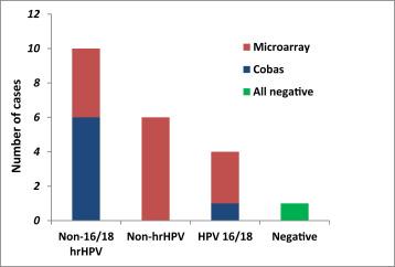 negatív hpv és dysplasia