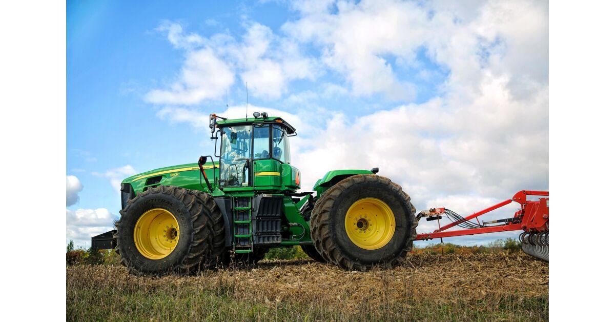 Ózonkezelés a mezőgazdaságban