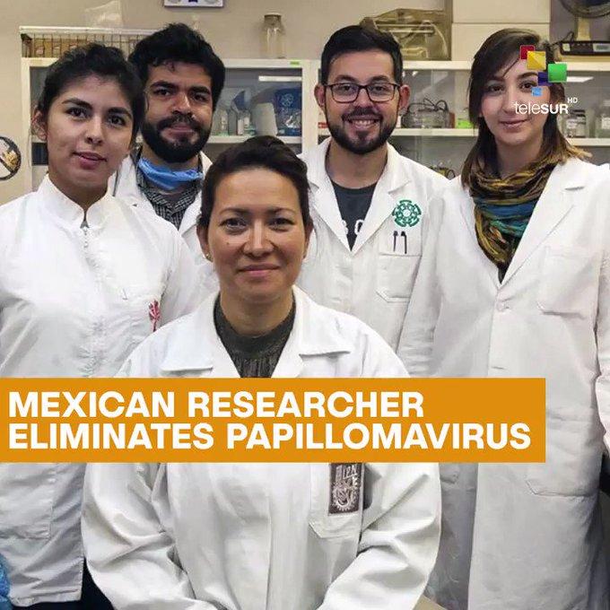 Megtalálhatta a HPV ellenszerét egy mexikói kutatócsoport