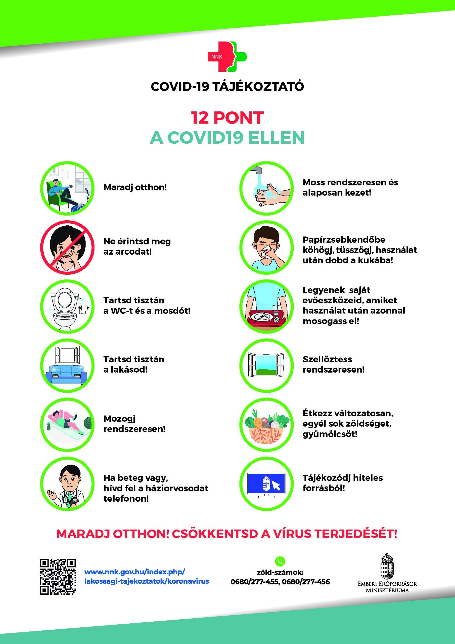 Koronavírus: életmódváltásra ítélve