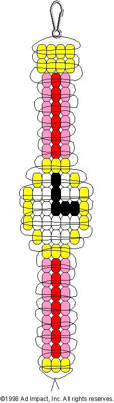 Gyermekkori gyöngy minták kezelése)