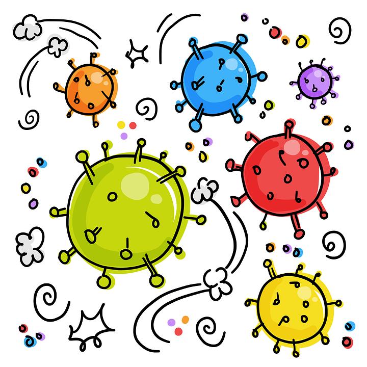 Gombák, baktériumok, vírusok | bestgumi.hu