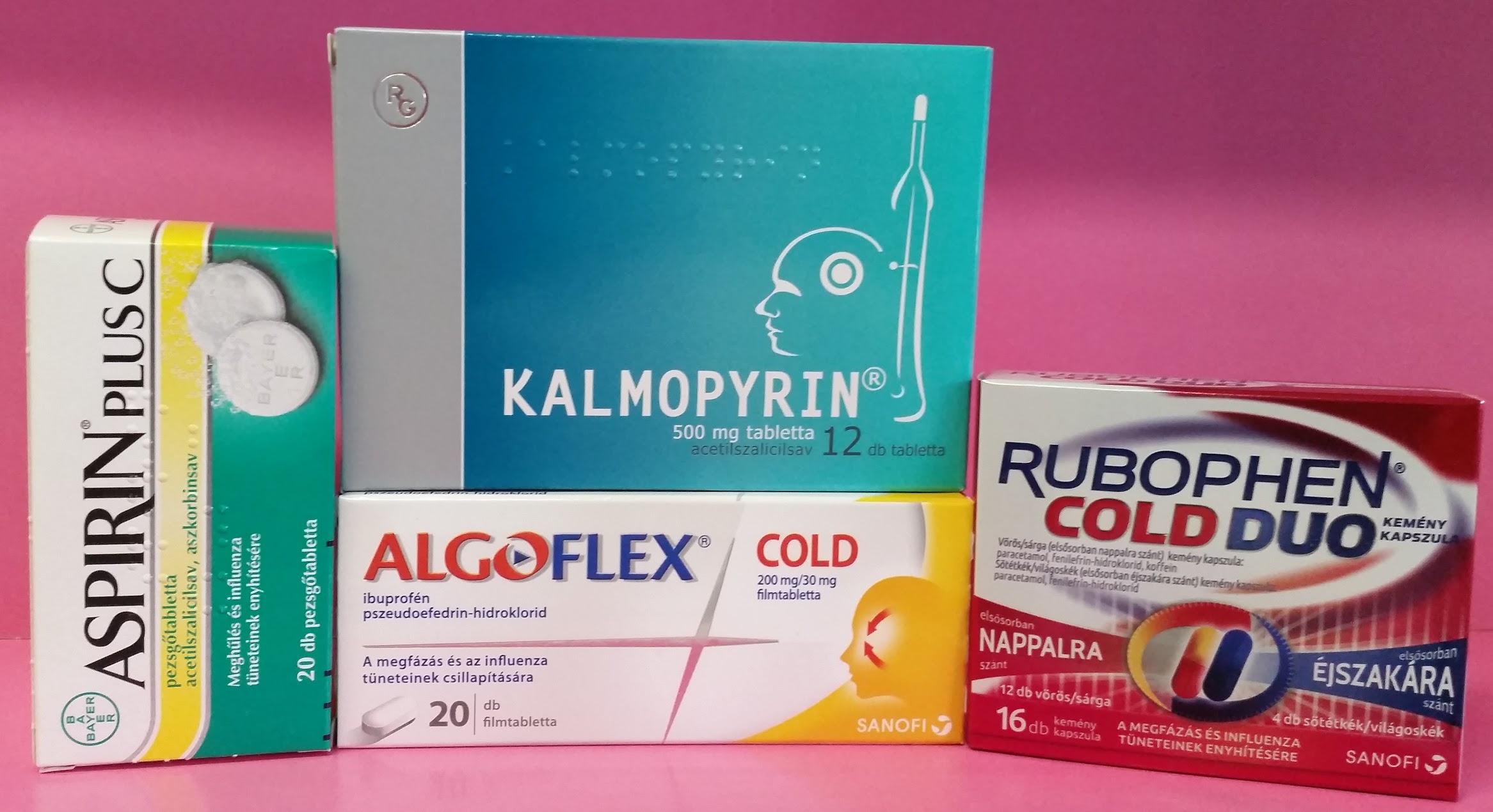 az influenza gyógyszeres kezelése