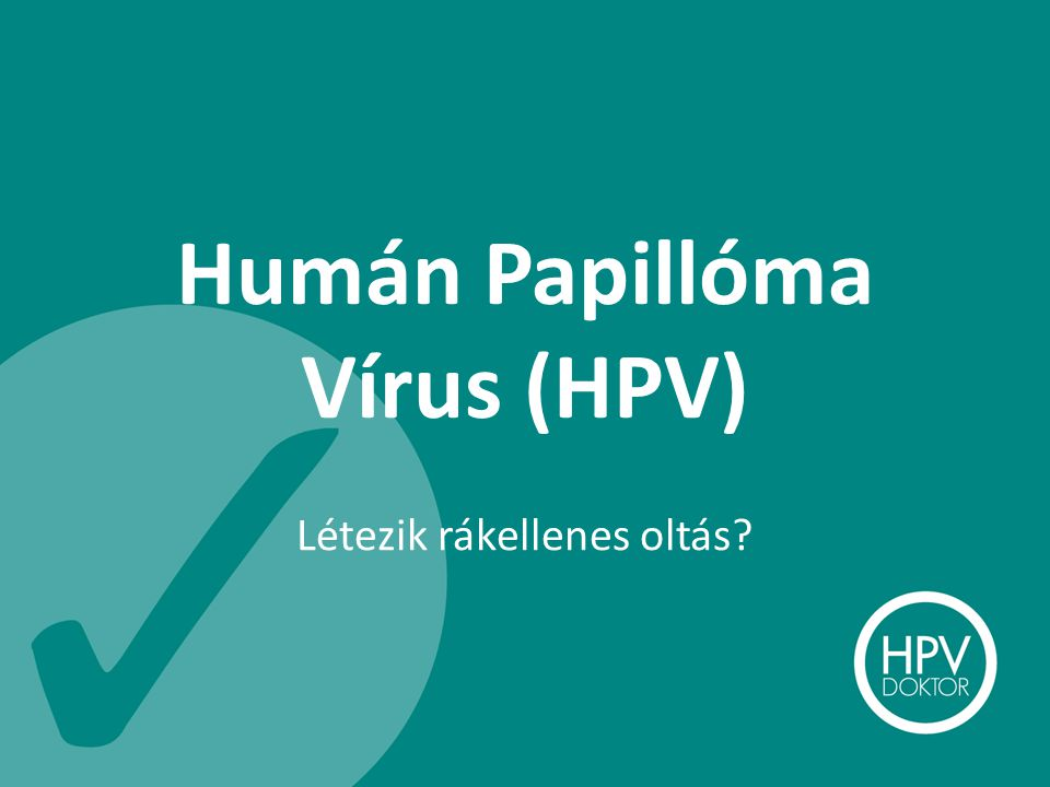 humán papillomavírus vakcina meghatározza)