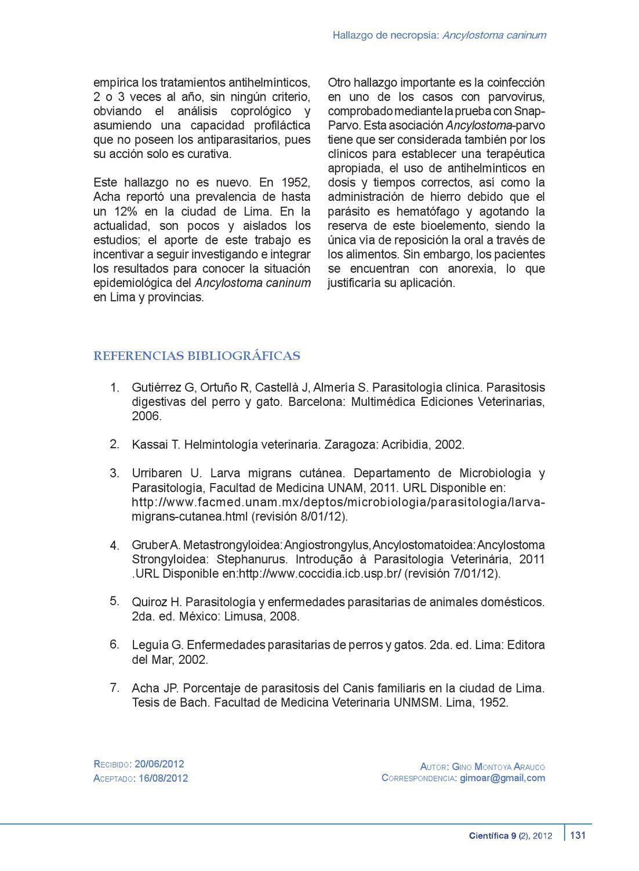 j helmintológia)