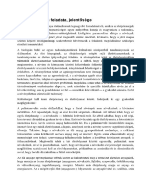 levél helyű helmintosporium komplexum