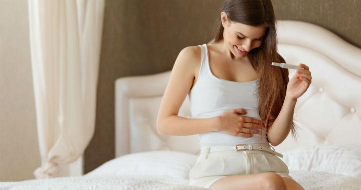 a hasmenés a terhesség jele