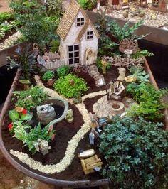 tündér virágos kert)